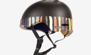 Paul Smith x Giro Bike Helmets