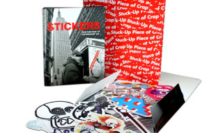 Stickers: Stuck Up Piece of Crap – From Punk Rock to Contemporary Art