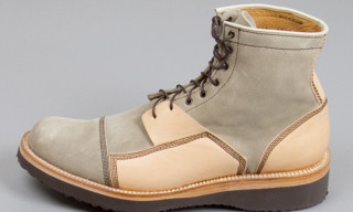 Santo Domingo Lace Up Boots
