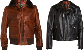 Schott NYC for Barneys New York Jacket Collection Fall/Winter 2010
