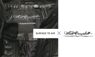 Scott Campbell for Surface 2 Air Leather Jackets