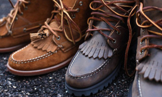Sebago Nexus Project – Cultureshoq x Ronnie Fieg Boots