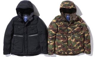 Stussy x 13DW Gore-Tex Polar Down Jacket