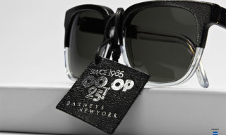 SUPER x Barney's CO-OP 25th Anniversary Sunglasses