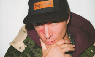 Supreme Fall/Winter 2010 Collection Lookbook by Terry Richardson
