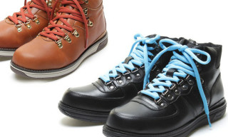 Terrem T-1 and Forrest Glove Boots Fall/Winter 2010
