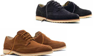 Timberland Abington Brogue Oxford Spring 2011