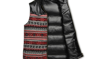 Trussardi 1911 Reversible Down Vest