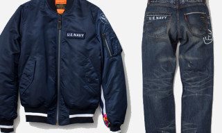Sophnet Tokyo 11th Anniversary Items – uniform experiment x Levi's Fenom & uniform experiment x Alpha