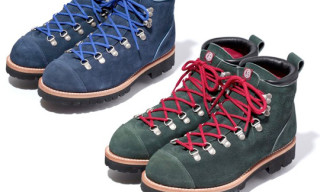 URSUS Bape Mountain Boots Suede Holiday 2010