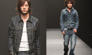 Vanquish x fragment design Spring/Summer 2011 Denim Collection
