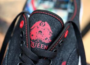 vans authentic x queen