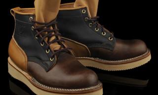 """Viberg x Caliroots """"C Store"""" Bobcat Boots"""