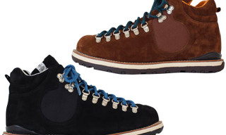visvim Serra Hiking Boots