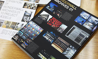 Wonderwall Archives 01 Book