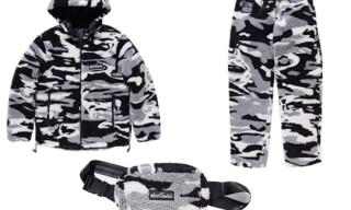 XLarge x Wild Things Camo Fleece Pack
