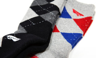 Benny Gold Holiday 2010 Accessories – Argyle Socks, Pens