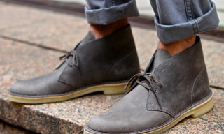 Clarks Original Saddle Leather Desert Boot By Ronnie Fieg