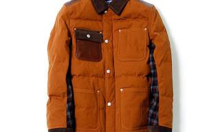 Comme des Garcons Junya Watanabe MAN Duck Jacket