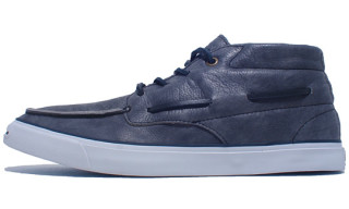 Converse Jack Purcell Boat Mid – Navy