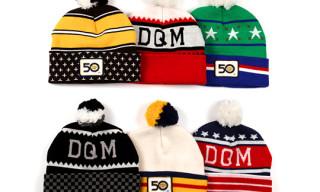DQM Slap Shot & Boiler Beanies