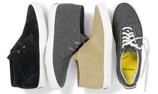 Gap x Keds Chukkas for Holiday 2010
