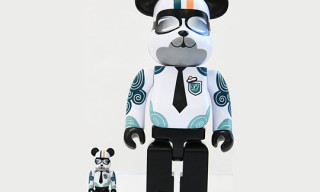 Medicom Toy x Paul & Joe Bearbricks – 1000%, 400%, 100%, 50%