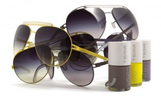 Mykita Sunglasses x Uslu Airlines