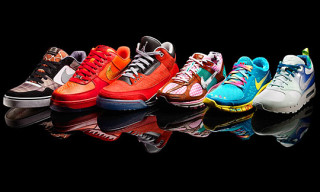 Nike 2010 Doernbecher Freestyle Collection