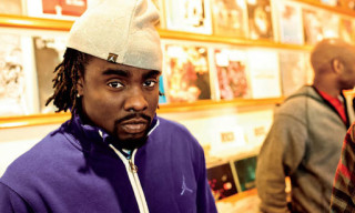 Jordan Holiday 2010 Lookbook featuring Wale & Lee England Jr.
