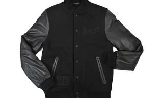 Sixpack France x Grotesk Union Made Varsity Jacket