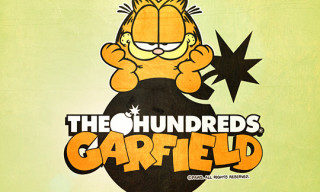 Highsnobiety Feature: The Hundreds x Garfield