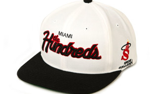 The Hundreds x Shoe Gallery Miami Team Snapback