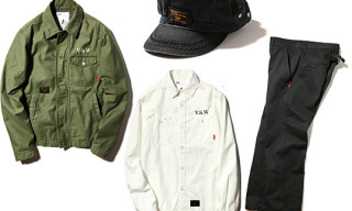 Vans Syndicate x WTAPS V & W Apparel Collection