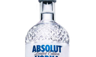 Absolut Glimmer Limited Edition Bottle