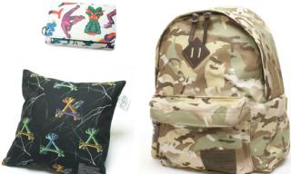 Advantage Cycle x Medicom Toy x Cassette Playa/Maharishi/Will Sweeney Luggage Collections