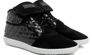 Wish x Android Homme Mach 1 Woven Leather