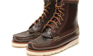 Yuketen x Beams Maine Guide Boots