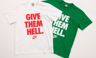 "Beams T Meets Nike Sportswear – ""Sport Is Art"" Capsule Collection"
