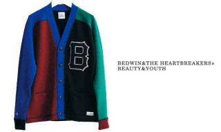Bedwin & The Heartbrakers x Beauty & Youth Crazy Pattern Cardigan