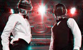 Dazed & Confused – Daft Punk in 3D