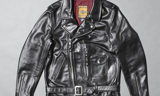 Deluxe x Schott Perfecto Biker Jacket