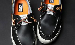 Deluxe x Vans Zapato Del Barco – A Detailed Look