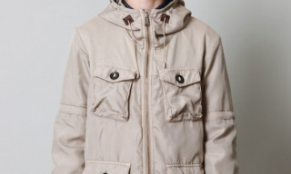 Factotum River Mountain Reversible Parka