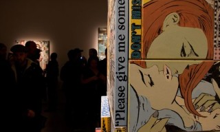 "Faile ""Bedtime Stories"" at Perry Rubenstein Gallery – Recap"