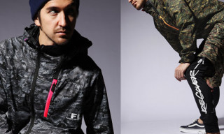 Futura Laboratories x Descente Fall/Winter 2010 Collection