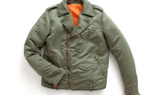 Habanos MA-1 Biker Jacket