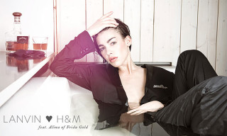Highsnobiety Features: Lanvin for H&M Collection Shoot