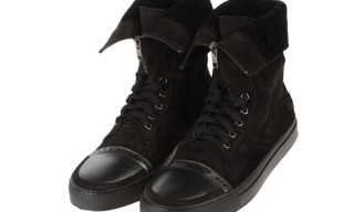 Les Hommes High Top Sneakers Fall/Winter 2010