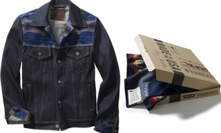 Levi's Workwear x Pendleton Collection – A Further Look